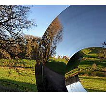 Portal Landscape ........... Photographic Print