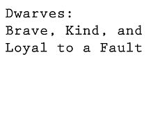 Definition of Dwarves by CoppersMama