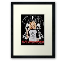Amy is Metal Framed Print