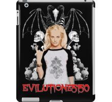 Amy is Metal iPad Case/Skin