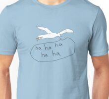 Laughing Seagull Unisex T-Shirt