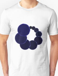 Blue Bubbly T-Shirt