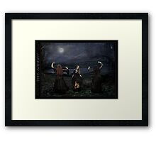 The Sabbat Framed Print