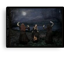The Sabbat Canvas Print