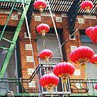 Red Lanterns by Daniel Kazor