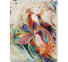 The Splash Of Life. Composition 1 iPad Case/Skin
