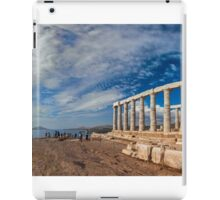 360 degrees in History iPad Case/Skin
