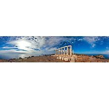 360 degrees in History Photographic Print