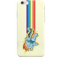 Chibi Rainbow Dash iPhone Case/Skin