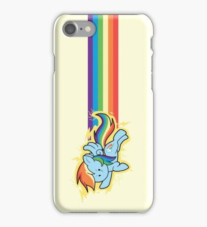 Chibi Rainbow Dash iPhone Case/Skin