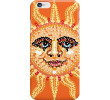 The Dazzling Bedazzled Sun iPhone Case/Skin