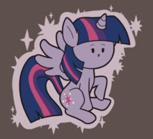 Chibi Twilight Sparkle Baby Tee