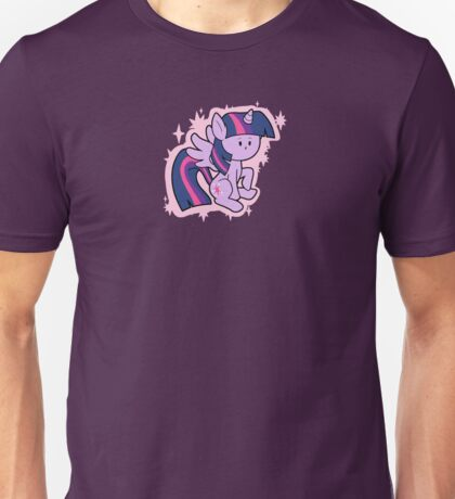 Chibi Twilight Sparkle Unisex T-Shirt