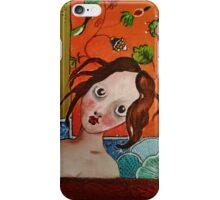 The Strange Girl iPhone Case/Skin