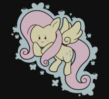 Chibi Fluttershy Kids Clothes