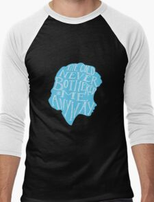 The Cold Never Bothered Me Anyway T-Shirt