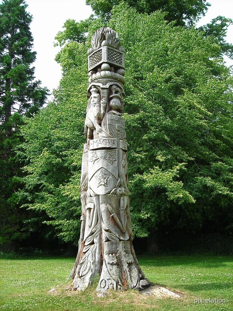 'Totem Pole' by pix-elation