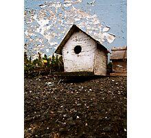 Empty House Photographic Print