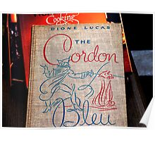 Cookbook by Dione Lucas Poster