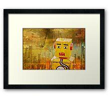 Lilliput's Return Framed Print