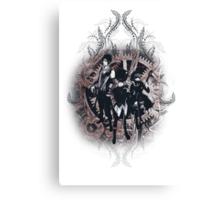 Kuroshitsuji (Black Butler) - Ciel, Sebastian and Alois [Band Version] Canvas Print