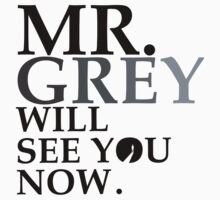 Mr. GREY by MissKellyEwing