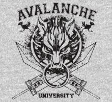 Avalanche University FVII v2 by zRiSes