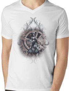 Kuroshitsuji (Black Butler) - Undertaker Mens V-Neck T-Shirt