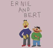 Ernie and Bert by salgallery