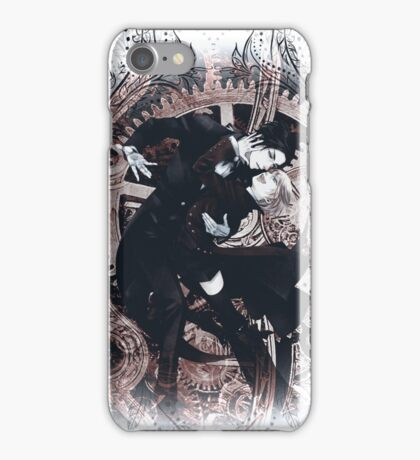 Kuroshitsuji (Black Butler) - Alois and Claude iPhone Case/Skin