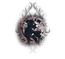 Kuroshitsuji (Black Butler) - Alois and Claude Photographic Print