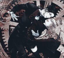 Kuroshitsuji (Black Butler) - Alois and Claude Sticker