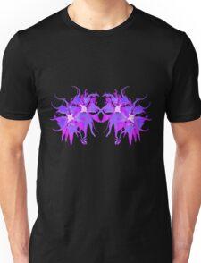 MvS-PurpleFloral T-Shirt