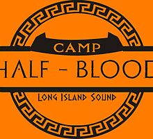Camp Half Blood by Michaela Kershaw