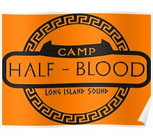 Camp Half Blood Poster