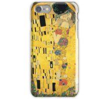 The Kiss - Gustav Klimt iPhone Case/Skin