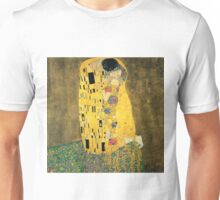 The Kiss - Gustav Klimt Unisex T-Shirt
