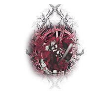 Kuroshitsuji (Black Butler) - Grell Sutcliff and Madame Red Photographic Print