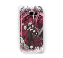 Kuroshitsuji (Black Butler) - Grell Sutcliff and Madame Red Samsung Galaxy Case/Skin