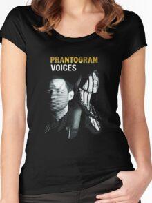 Phantogram Women's Fitted Scoop T-Shirt