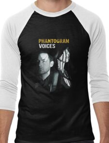 Phantogram Men's Baseball ¾ T-Shirt
