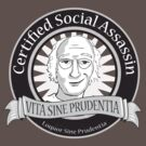 Certified Social Assassin by AndreeDesign
