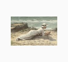 Summer on The Dunes - Niels Frederik Jensen Unisex T-Shirt