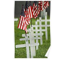 Memorial Day - Remember the Fallen Poster