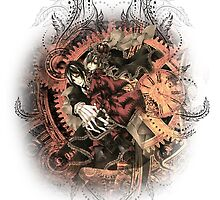 Kuroshitsuji (Black Butler) - Ciel Phantomhive & Sebastian Michaelis³ by IzayaUke