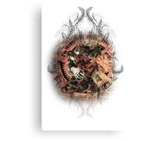 Kuroshitsuji (Black Butler) - Ciel Phantomhive & Sebastian Michaelis³ Canvas Print