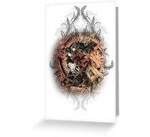 Kuroshitsuji (Black Butler) - Ciel Phantomhive & Sebastian Michaelis³ Greeting Card