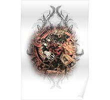 Kuroshitsuji (Black Butler) - Ciel Phantomhive & Sebastian Michaelis³ Poster