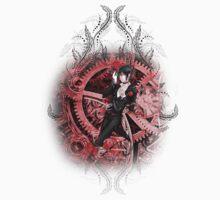 Kuroshitsuji (Black Butler) - Sebastian Michaelis T-Shirt