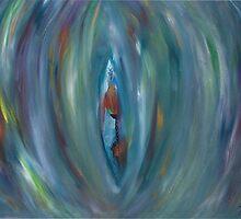 Inside Blue by Dianne Rini